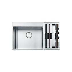 Box Center | BWX 220-54-27 TL | Stainless Steel | Sinks