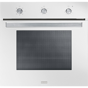 Smart Plus | SGP 62 M WH/F | Glass White | Ovens