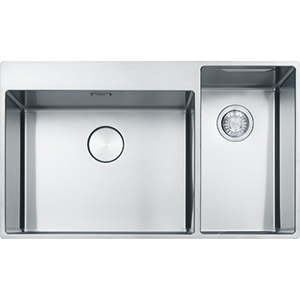 Box Center | BWX 220-54-27 TL | Inox satinato | Lavelli