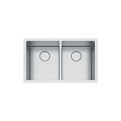 Professional 2 | PS2X120-14-14 | Stainless Steel | Sinks