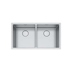Professional 2 | PS2X120-16-16 | Stainless Steel | Sinks