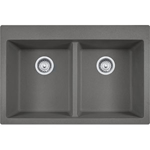 Primo | DIG62D91-SHG | Granite Shadow Grey | Sinks
