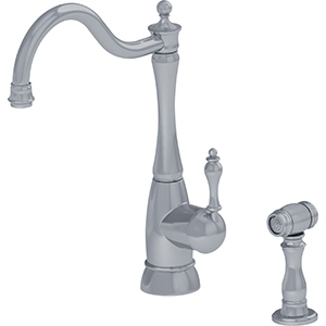 Farm House | FFS180 | Satin Nickel | Faucets