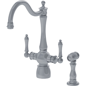 Farm House | FFS480 | Satin Nickel | Faucets