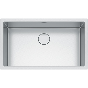 Professional 2 | PS2X110-30-12 | Stainless Steel | Sinks