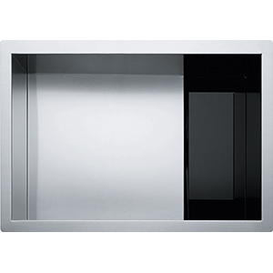 Crystal | CLV110-24-CA | Stainless Steel | Sinks