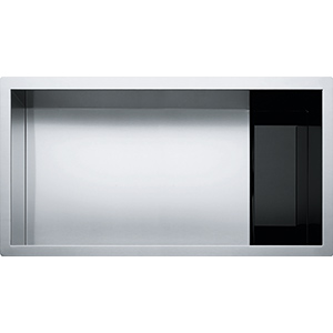 Crystal | CLV110-31-CA | Stainless Steel | Sinks