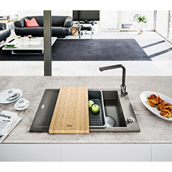 FX | FXG 611-78 | Fragranit+ Stone | Eviers