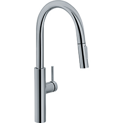 Pescara | Pull Out Spray | Satin Nickel | Faucets