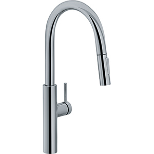 Pescara | FF4880 | Satin Nickel | Faucets