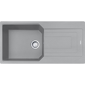 Urban | UBG 611-100 | Fragranite Stone Grey | Sinks