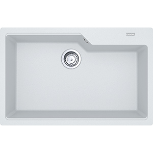 Urban | UBG 610-78 | Fragranite Pure White | Sinks