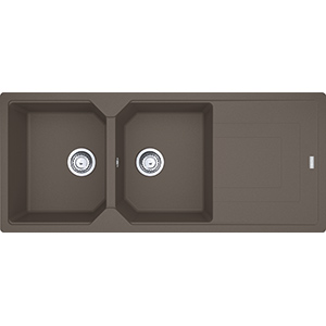 Urban | UBG 621 | Fragranit+ Taupe | Eviers