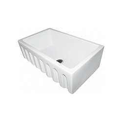 Farm House | FH2K 710-30 | Fireclay White | Sinks
