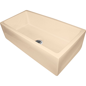 Farm House | FH2K 710-36 | Fireclay Biscuit | Sinks
