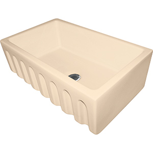 Farm House | FH2K 710-30 | Fireclay Biscuit | Sinks