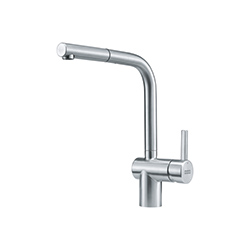 Atlas Neo | Pull Out Nozzle | Stainless Steel | Taps