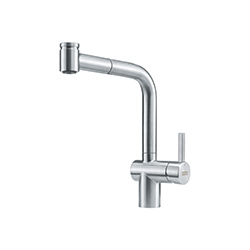 Atlas Neo | Pull Out Spray | Stainless Steel | Taps
