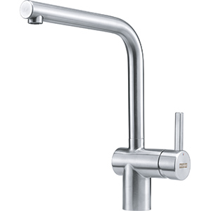 Atlas Neo | Swivel Spout | Stainless Steel | Taps
