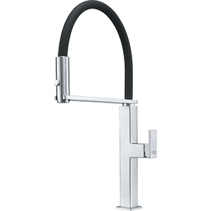 Centinox | Semi-Pro | Stainless Steel-Black | Faucets