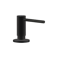 Active SM | Soap dispenser | Matt Black