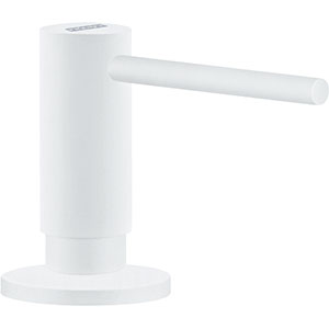 Active | Soap dispenser | White Matt