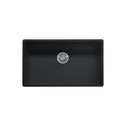 Farm House | FH2K 710-33 | Glossy Black | Sinks