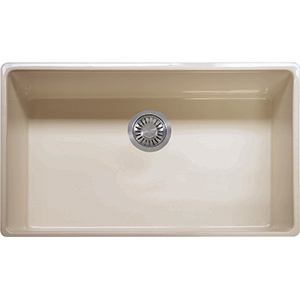 Farm House | FH2K 710-33 | Fireclay Biscuit | Sinks