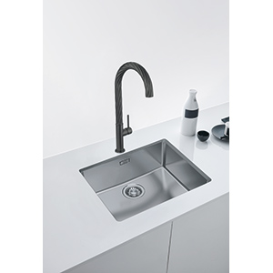 Maris Free by Dror | Swivel Spout | Matt Black | Taps