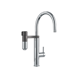 Swivel Spout | Chrome-Gun Metal