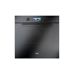 Crystal | CR 982 M BK M DCT TFT | Glass Black | Ovens