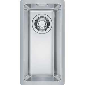 Maris | MRX 110-19 | Stainless Steel Brushed | Plautuvės
