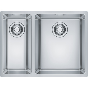 Maris | MRX 160-34-19 | Stainless Steel | Sinks