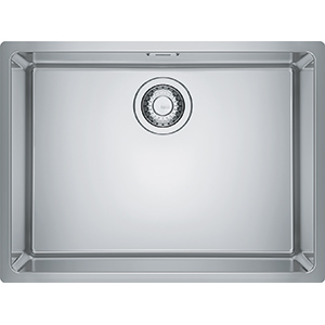 Maris | MRX 210-55 | Stainless Steel Brushed | Sinks