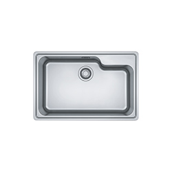 Bell | BCX 610-74 | Stainless Steel | Sinks