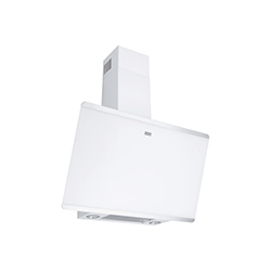 Evo Plus | FPJ 725 V WH/SS | Stainless Steel-Glass White | Hoods