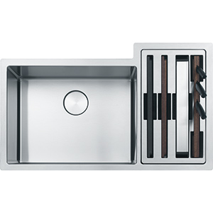 Culinary Center | CUX16021-W | Stainless Steel | Sinks