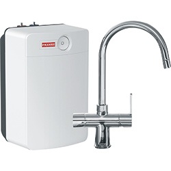Perfect4 | Minerva COMBI XL | Chroom | Kokend & gefilterd waterkranen