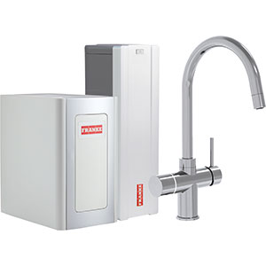 Perfect4 Chilled | Minerva COMBI S | Chroom | Kokend & gefilterd waterkranen