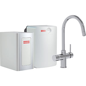 Perfect4 Chilled | Minerva COMBI XL | Chroom | Multi-water kranen