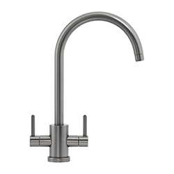Krios | Swivel Spout | Gun Metal | Taps