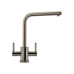 Krios | Swivel Spout | Smoked Chrome | Taps