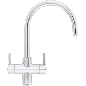 Instante | Instante 4-in-1 | Chrome | Instant boiling water taps