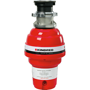 Waste disposers | KWD125B1-EZ