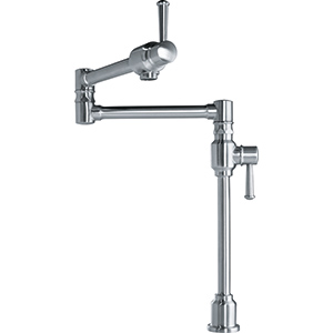 Pot Filler | PF10A | Commercial Satin | Faucets