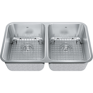 Collection | KSD2UA-9D | Stainless Steel | Sinks