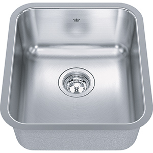 Steel Queen | QSUA1816-8 | Stainless Steel | Sinks