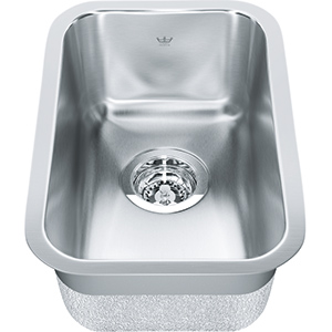 Steel Queen | QSU1812-7 | Stainless Steel | Sinks