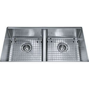 Designer | KCUD36/9-10BG | Stainless Steel | Sinks