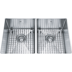 Designer | KCUD30/9-10BG | Stainless Steel | Sinks